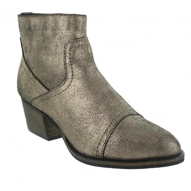 Marta Jonsson Ankle Boot With A 5054L Gold