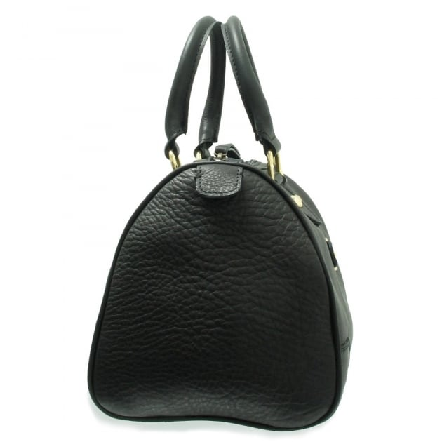 Marta Jonsson Handbag With Mj Detail 199L Black