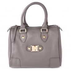 Marta Jonsson Handbag With Mj Detail 199L Grey