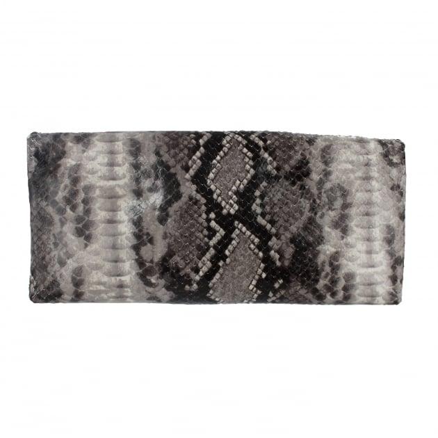 Marta Jonsson Snakeskin Clutch Bag 8424S Multicolour
