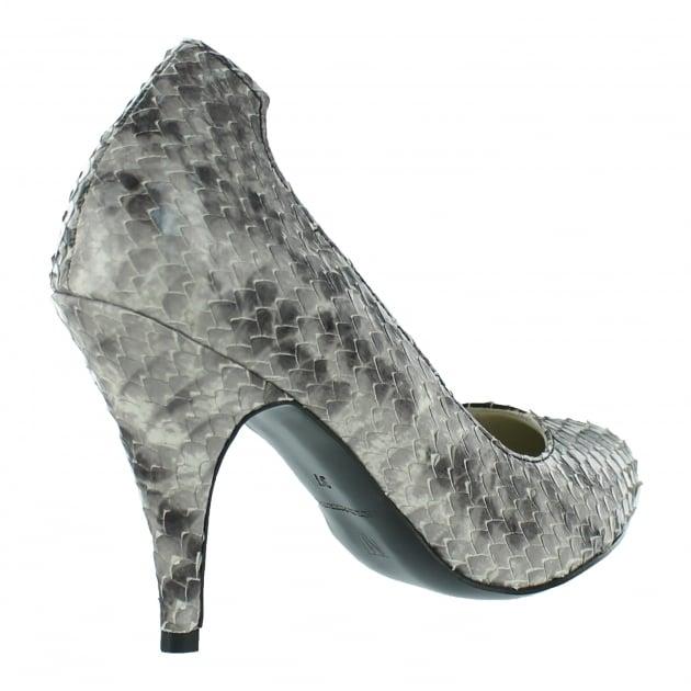 Marta Jonsson Snakeskin Court Shoe 2983S Snakeskin Shoes