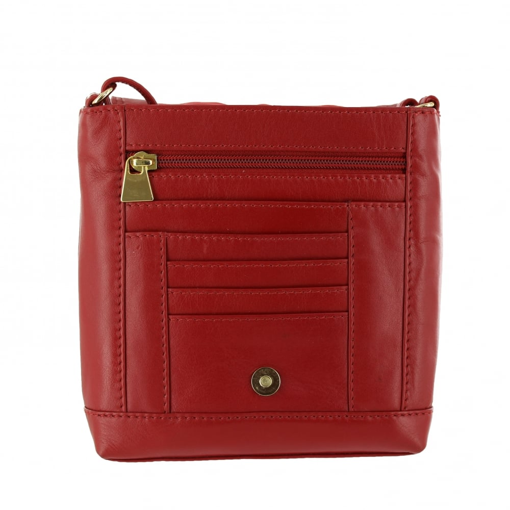 Cross-body Bags Cool, compact and confidently cute, the cross-body is the busy woman's answer to city chic style. First-timers can rely on Marc Jacobs' designs, whilst daring dressers will love Valentino's edgy yet elegant Rockstud range.
