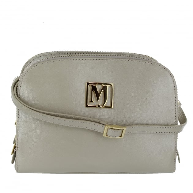 Marta Jonsson Womens Across Body Bag 8522L Gold