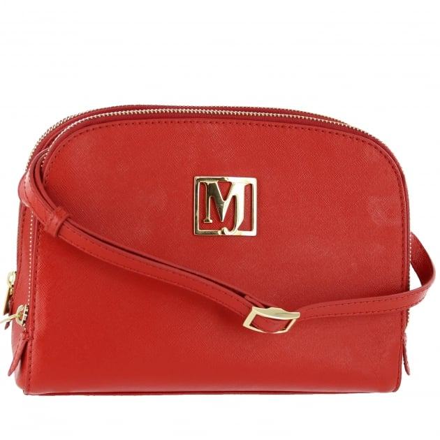 Marta Jonsson Womens Across Body Bag 8522L Red