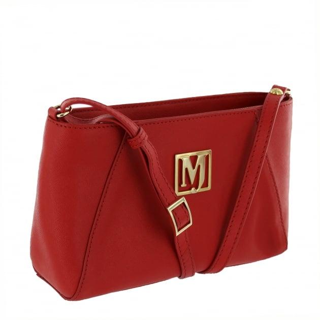 Womens Across Body Bag 8523L Red