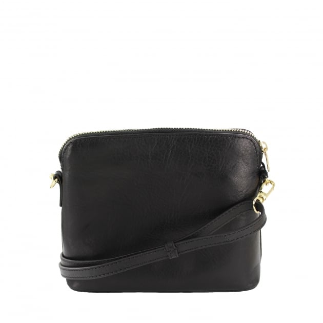 Marta Jonsson Womens Across Body Bag 8524L Black