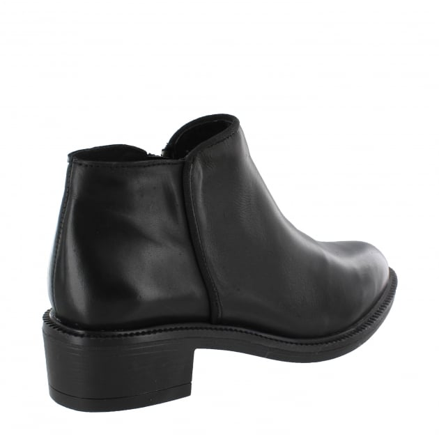 Marta Jonsson Womens Ankle Boot 4101L Black Boots