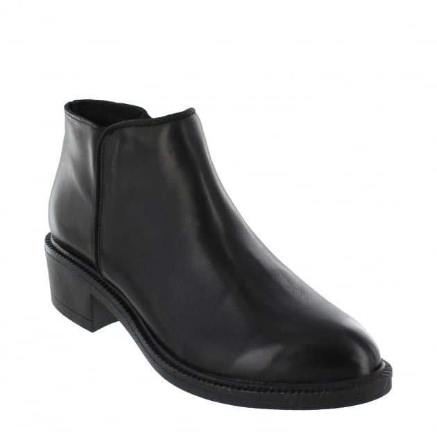 Womens Ankle Boot 4101L Black