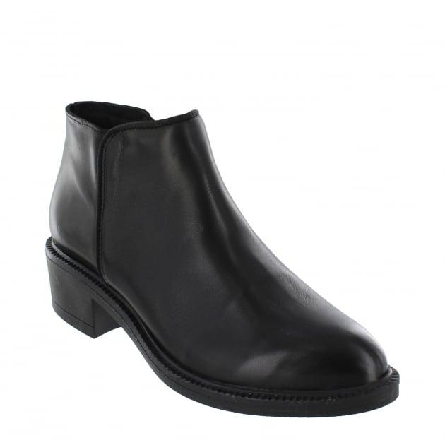 Marta Jonsson Womens Ankle Boot 4101L Black