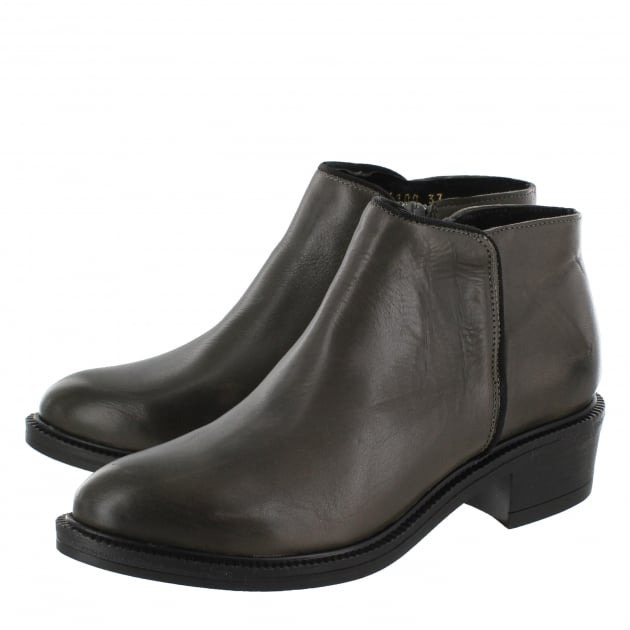 Marta Jonsson Womens Ankle Boot 4101L Grey Boots