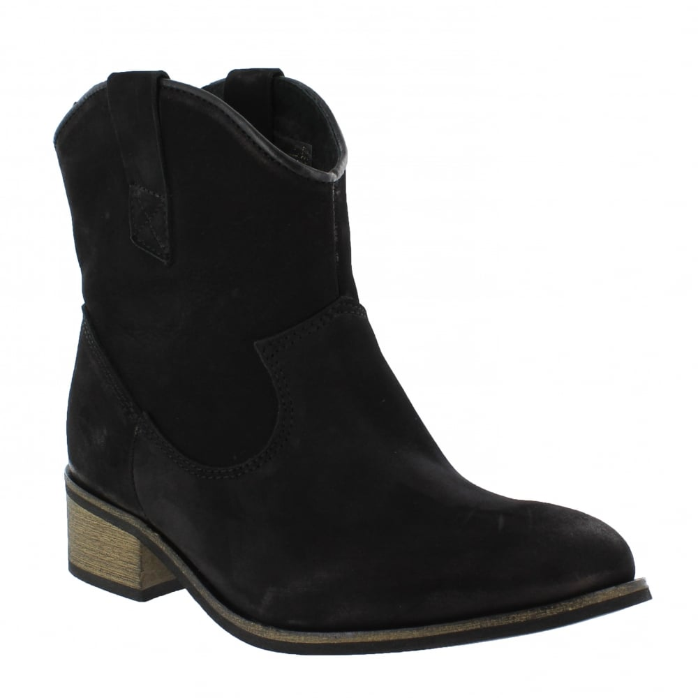 marta jonsson womens ankle boots 00222n s black