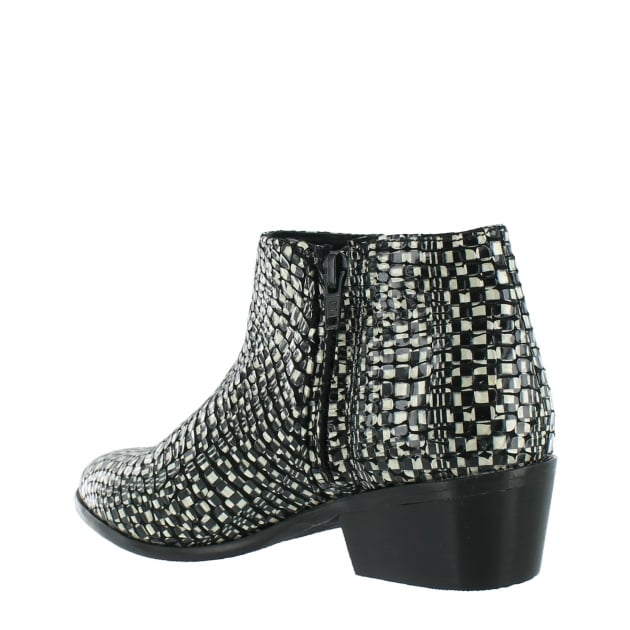 Marta Jonsson Womens Ankle Boots 4044P Multicolour