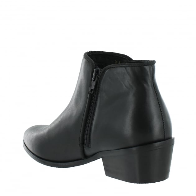 Womens Ankle Boots 4099L Black
