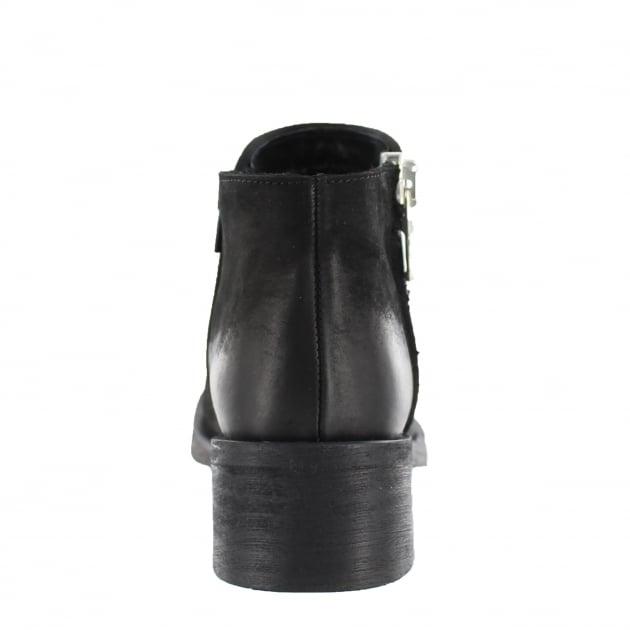 Marta Jonsson Womens Ankle Boots 4155L Black