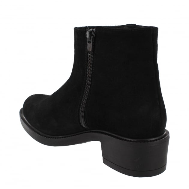 Womens Ankle Boots 4885S Black