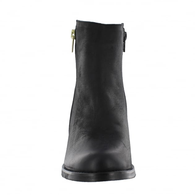 Marta Jonsson Womens Ankle Boots 4890N Black Boots