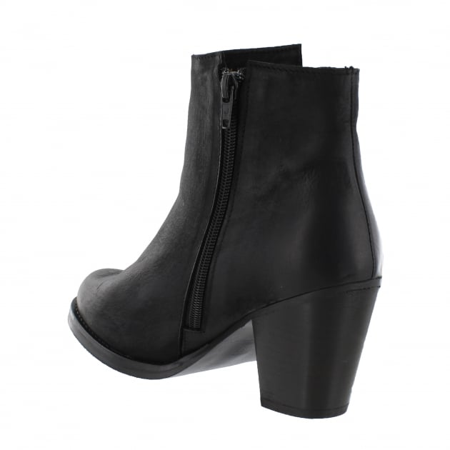 Marta Jonsson Womens Ankle Boots 4890N Black