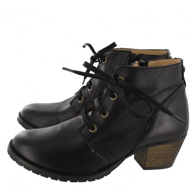 Marta Jonsson Womens Ankle Boots 6533L Black
