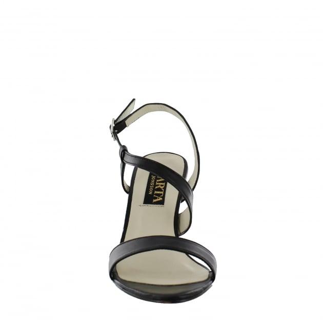 Marta Jonsson Womens Asymetric Sandal 1508L Black