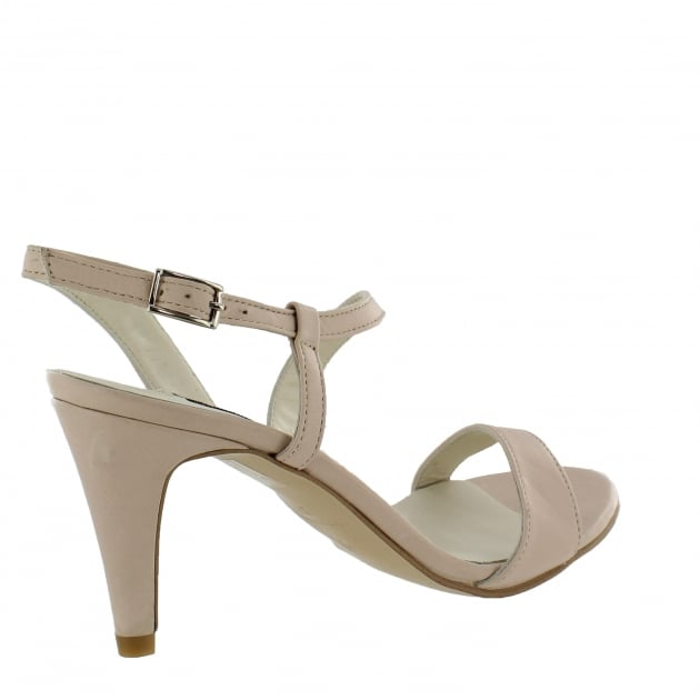 Womens Asymetric Sandal 1508L Blush