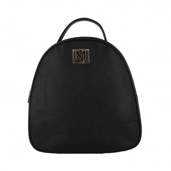 Womens Backpack With Mj Detail Black Bag8526