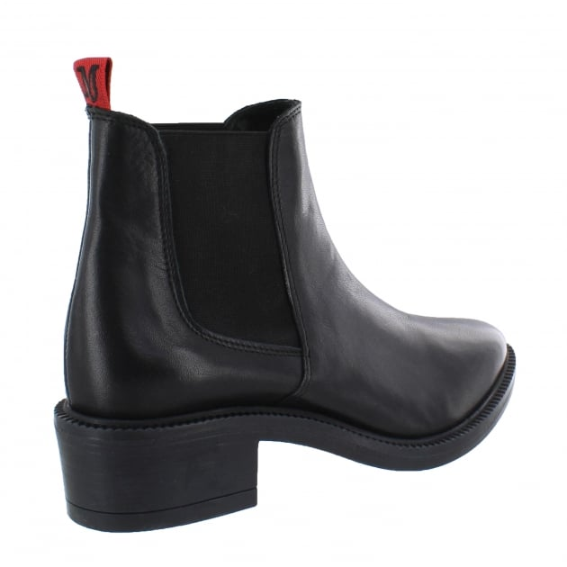 Womens Chelsea Ankle Boots 4999L Black