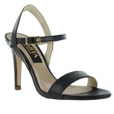 Marta Jonsson Womens High Heel Sandal 2110L Black Sandals