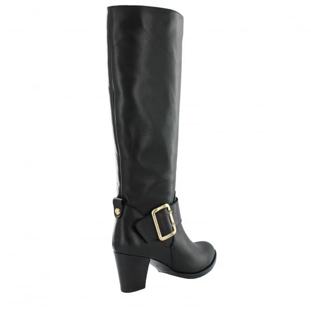 Marta Jonsson Womens Knee Boot 6667L Black Boots