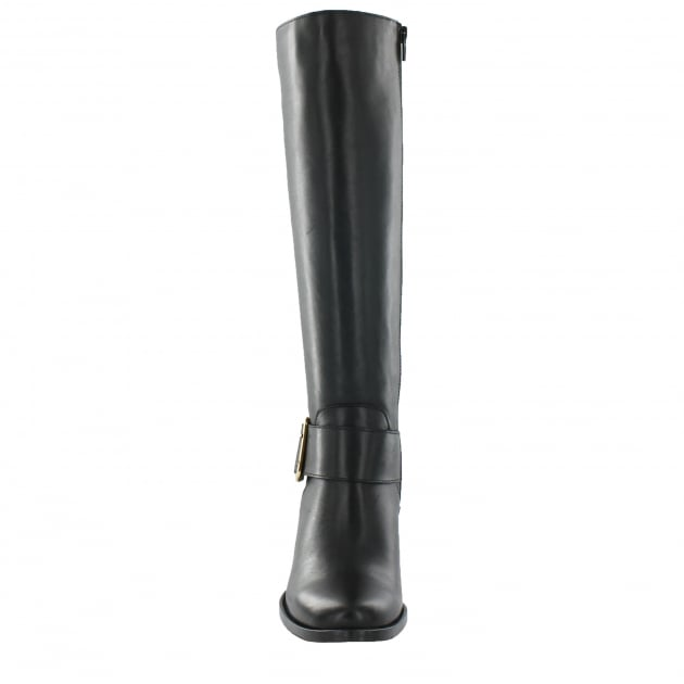 Marta Jonsson Womens Knee Boot 6667L Black