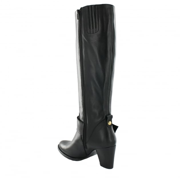 Marta Jonsson Womens Knee Boot 6667L Black