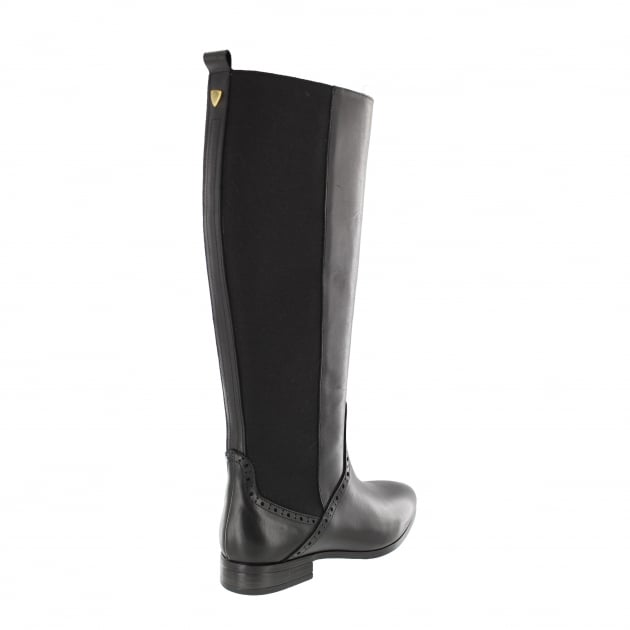 Marta Jonsson Womens Knee High Boot 4332L Black