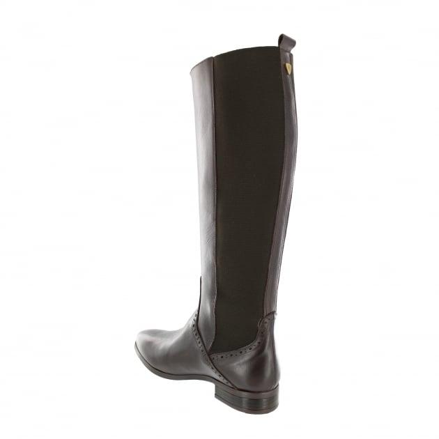 Marta Jonsson Womens Knee High Boot 4332L Brown Boots
