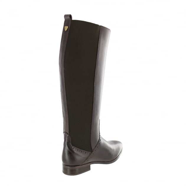 Womens Knee High Boot 4332L Brown