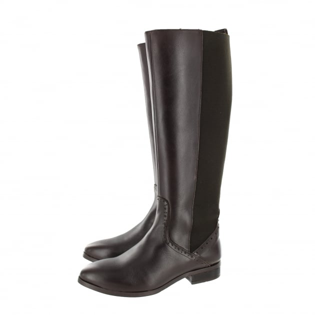 Marta Jonsson Womens Knee High Boot 4332L Brown
