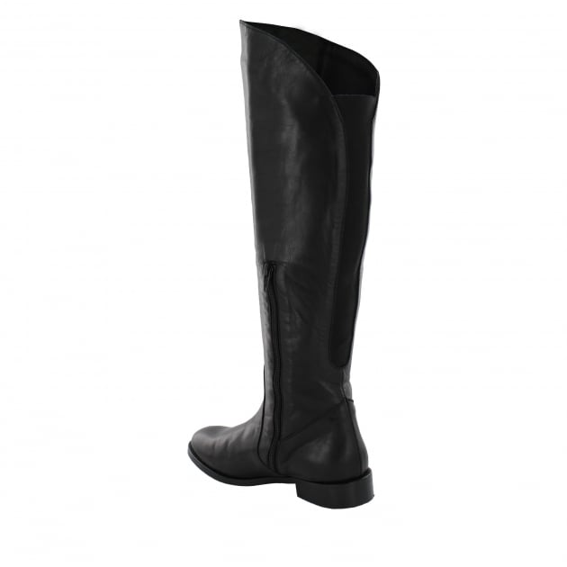 Marta Jonsson Womens Knee High Boots 4889L Black