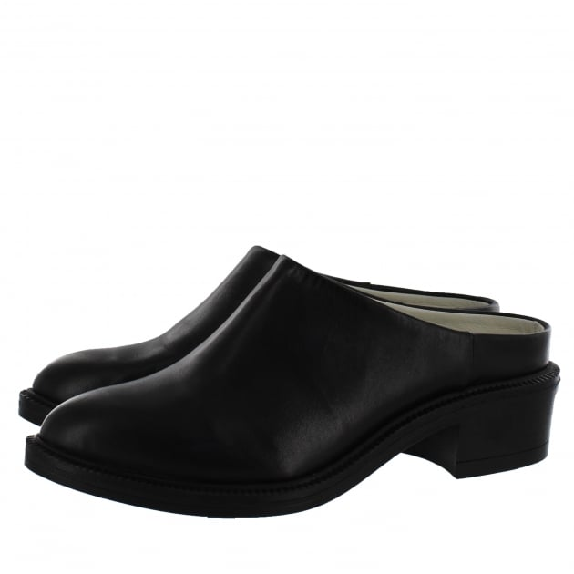 Marta Jonsson Womens Mule Shoe 4852L Black