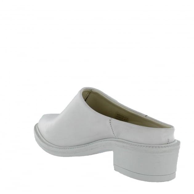 Womens Mule Shoe 4852L White