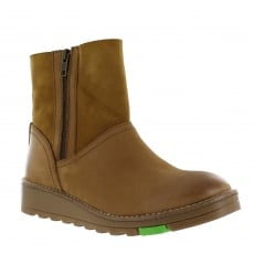 Marta Jonsson Womens Northern Light With Zip Tan 1225
