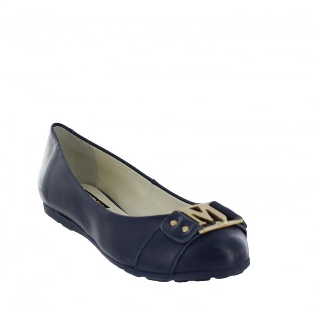 Marta Jonsson Womens Pumps 3116L Navy Shoes