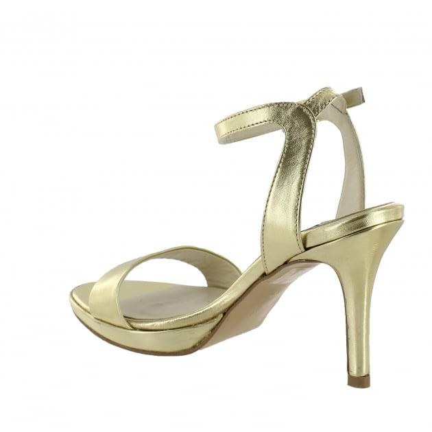 Marta Jonsson Womens Sandal 1507L Gold