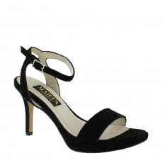 Marta Jonsson Womens Sandal 1507S Black Sandals