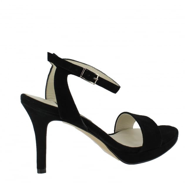 Marta Jonsson Womens Sandal 1507S Black Sandals