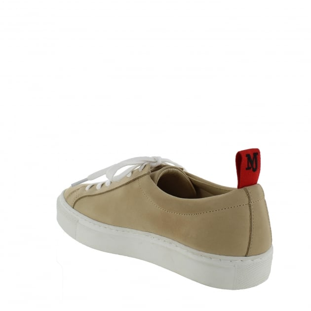 Marta Jonsson Womens Trainers 4088L Nude Shoes
