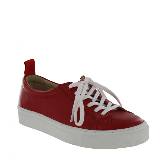 Marta Jonsson Womens Trainers 4088L Red