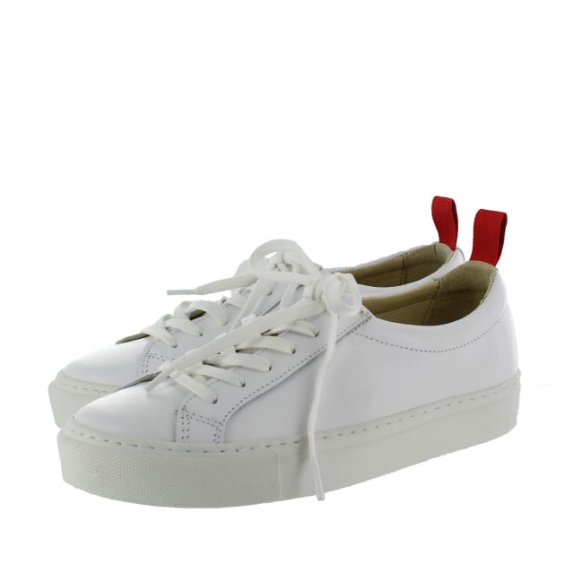 Marta Jonsson Womens Trainers 4088L White