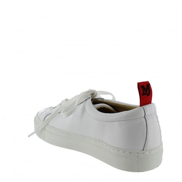Marta Jonsson Womens Trainers 4088L White Shoes