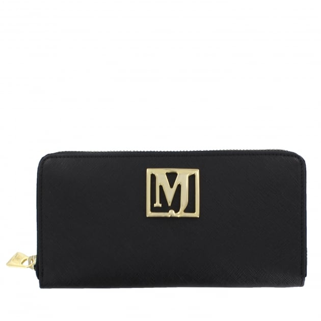 Marta Jonsson Womens Wallet Black W8155