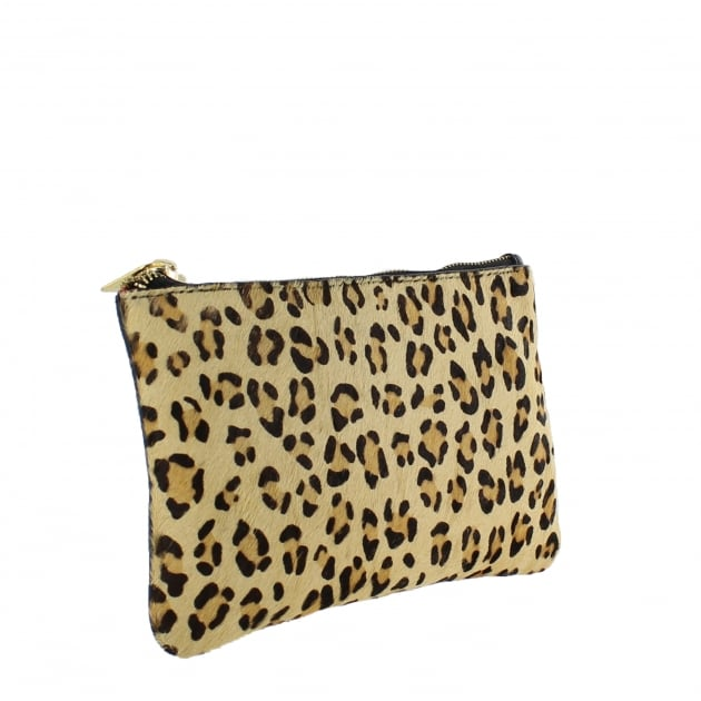 Womens Wallet Leopard W8528