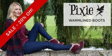 Pixe Warmlined Boots