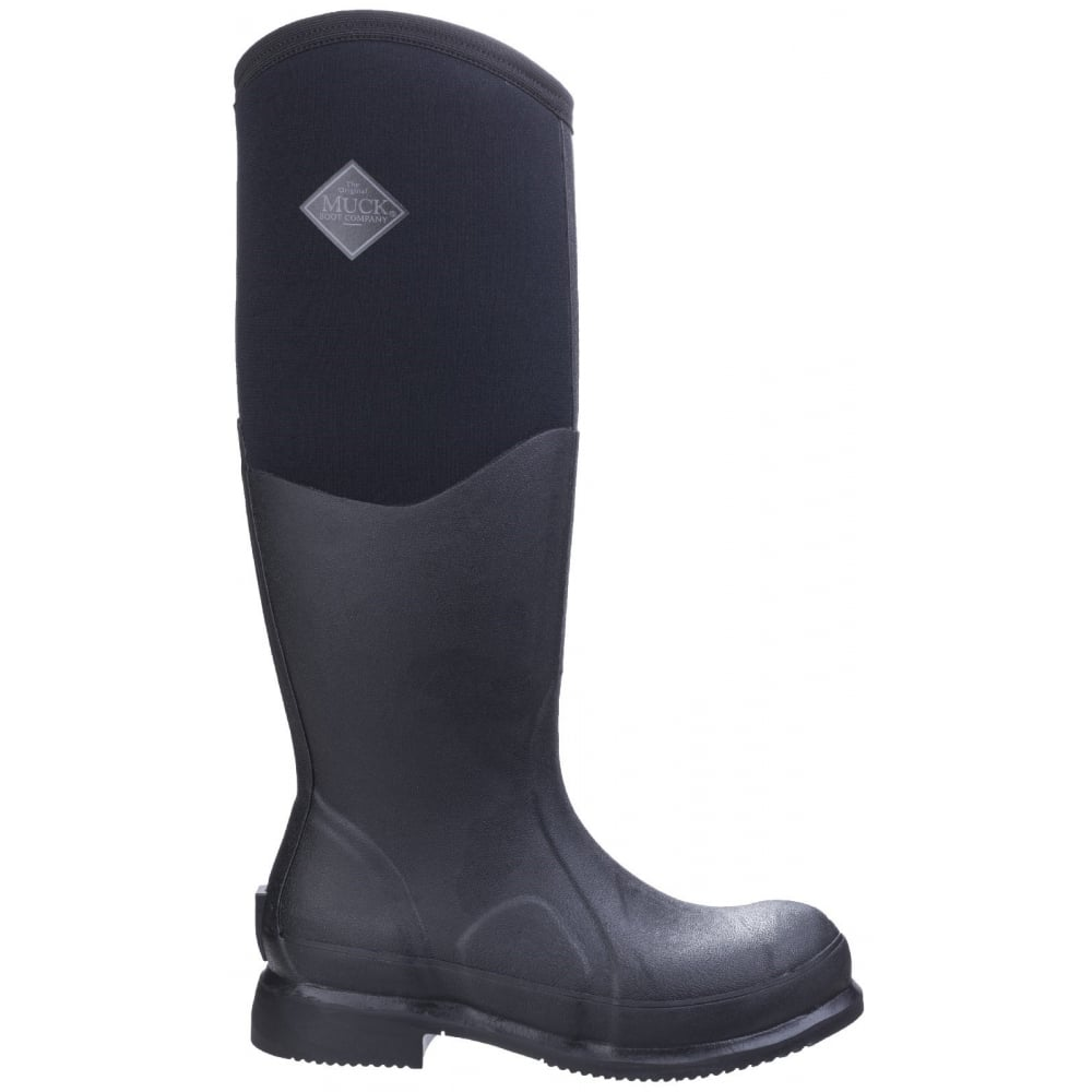 Colt Ryder All Conditions Riding Boot Black Black
